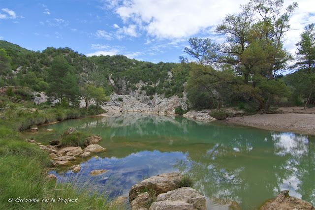Fuente de la Tamara - Huesca por El Guisante Verde Project