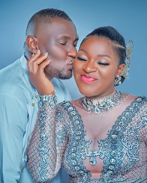 See the Lovely Pregnancy Pictures of ChaCha Eke  (Photos)