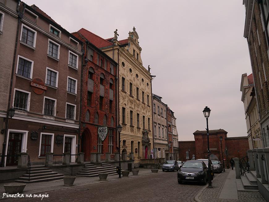 Toruń noclegi