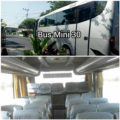 Sewa Carter Bus Mini Blitar