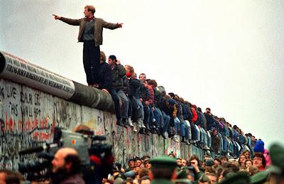 9 noviembre 1989 Berlin, Berlin, muro