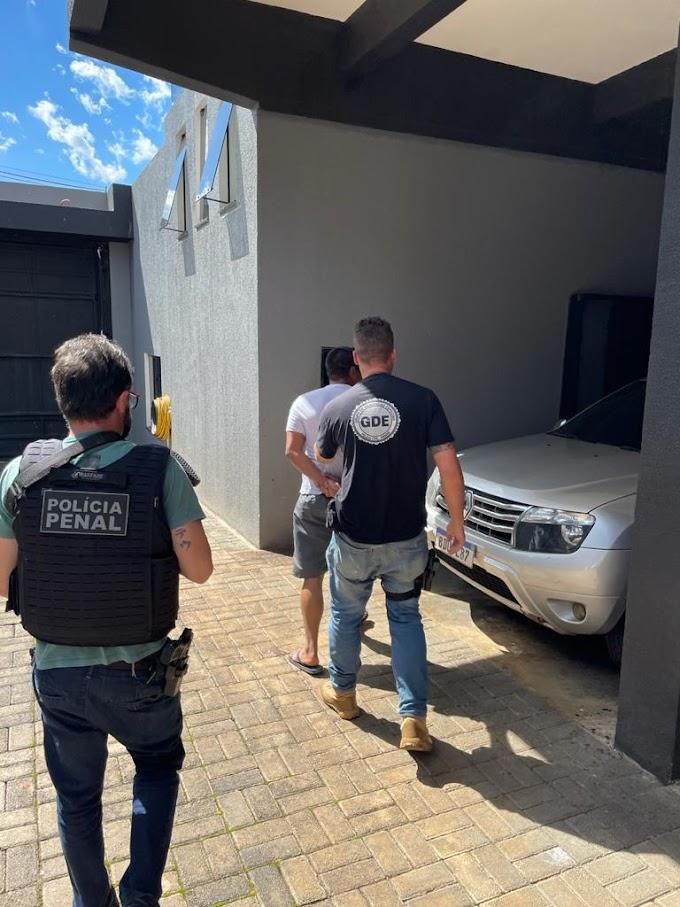 Assaltante que roubou casal de idosos em Porto Barreiro se entrega para a Polícia Civil (GDE) de Laranjeiras do Sul