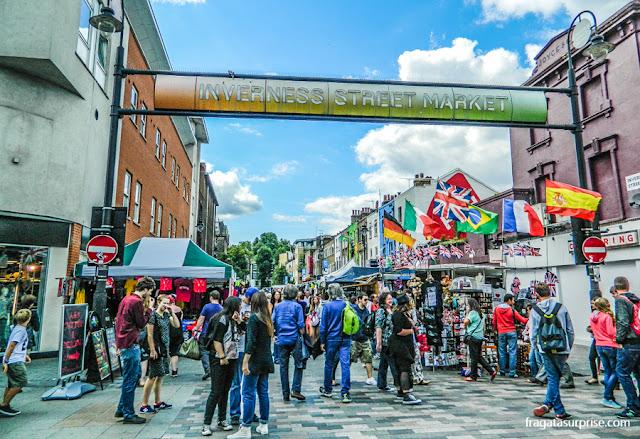Mercado de Camden Town, Londres