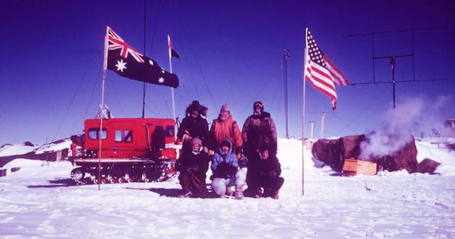 Vostok, Antarctica