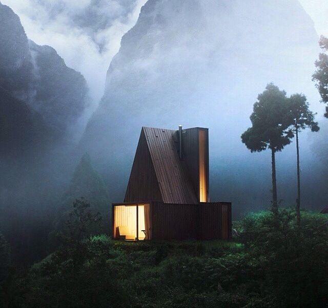 Small Modern House In Australia: Autoconstrucción: El Clima