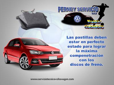 MAntenimiento Frenos VW