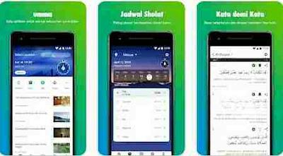 Aplikasi Waktu Sholat - Umma: Komunitas dan Gaya hidup Muslim