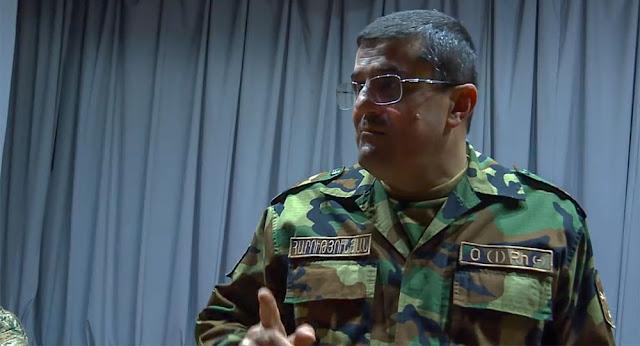 Араик Арутюнян: 1500 армянских военных бежали из Гадрута, испугавшись нескольких десятков азербайджанцев