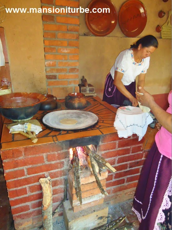 Traditional Cooks of MIchoacan in Santa Fe de la Laguna at Lake Patzcuaro Region