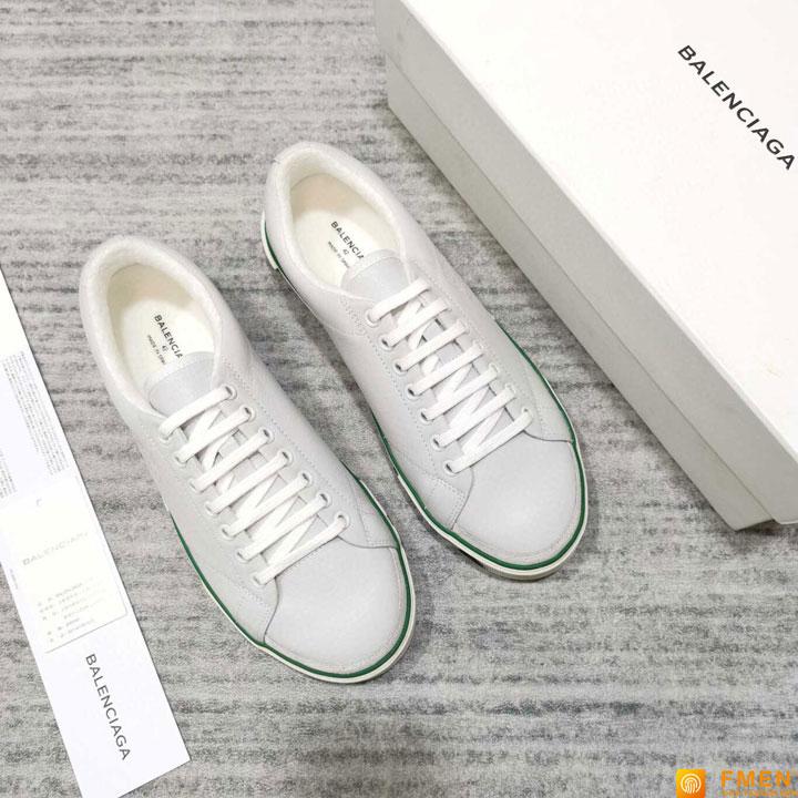 Mẫu Giày thể thao nam Balenciaga trắng siêu cấp GNB-1004