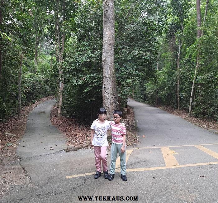 Taman Botanikal Melaka Jogging Walking