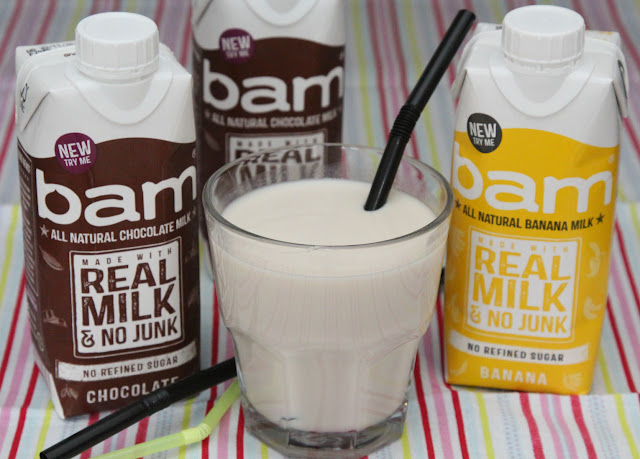 Bam Real Milk Drinks