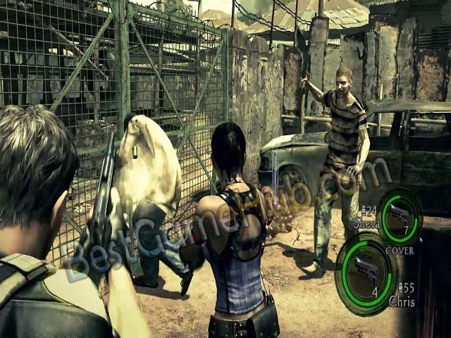 Resident Evil 5 Gold Edition PC Repack Game Free Download