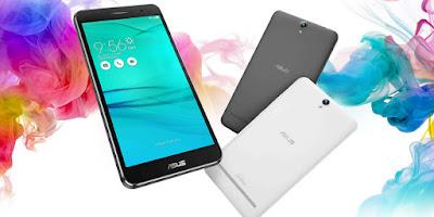 Cara Flashing Asus Zenfone Go (ZB452KG) Tanpa Komputer
