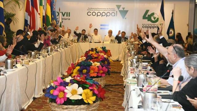 COPPPAL condena el bloqueo económico de Trump contra Cuba