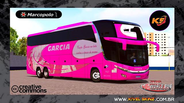 PARADISO G7 1600 LD - VIAÇÃO GARCIA OUTUBRO ROSA