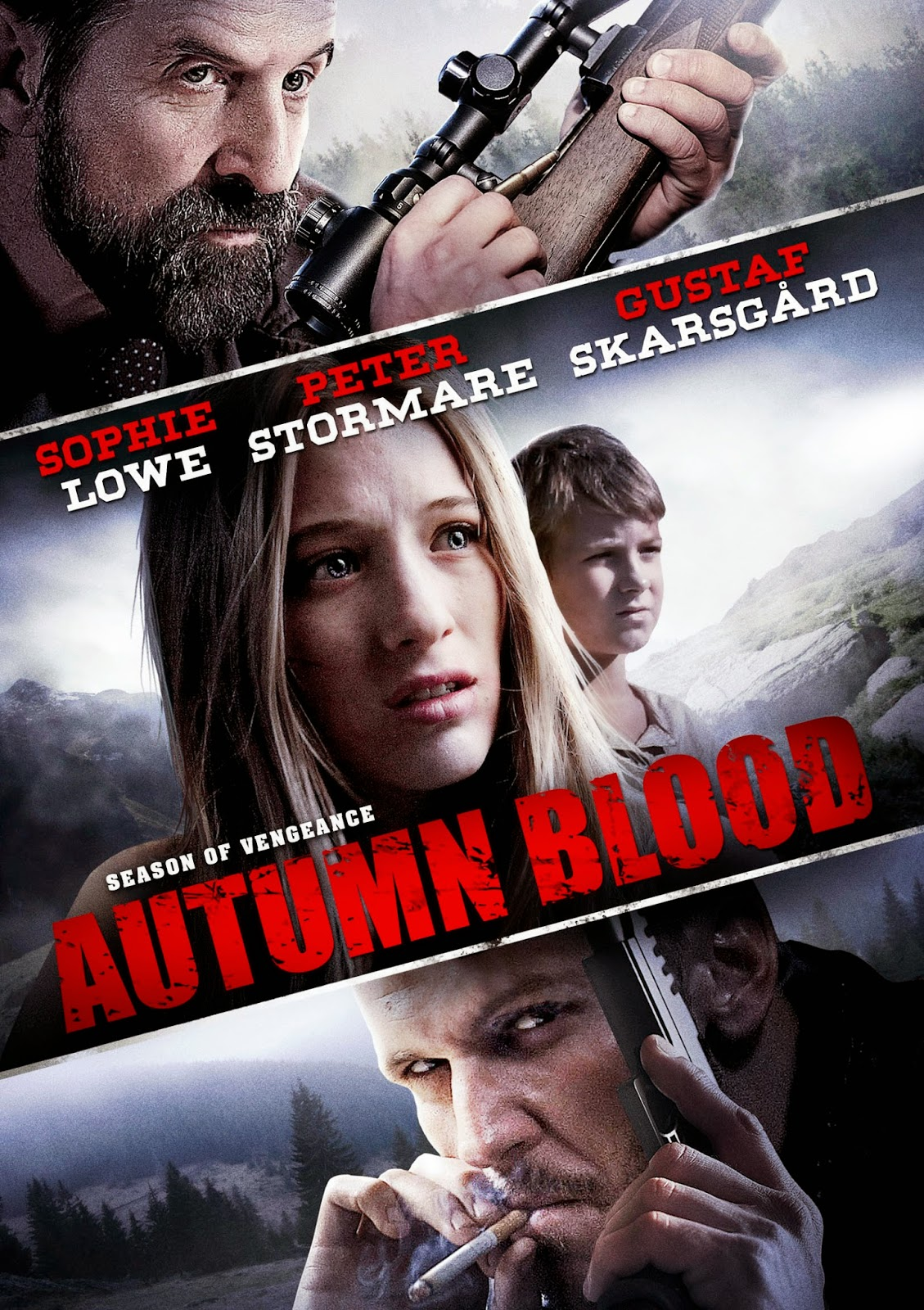 DVD Review - Autumn Blood