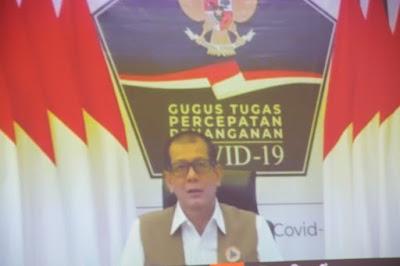 Kepala BNPB Letjen TNI Doni Monardo