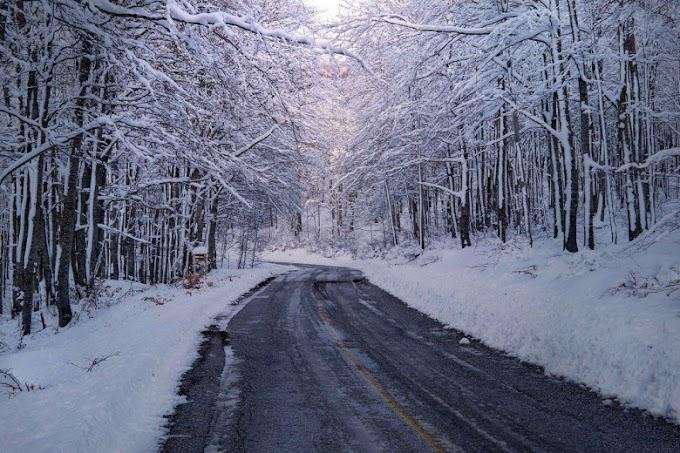 """Ο """"Λέανδρος"""" έρχεται από απόψε: Σε τρεις φάσεις η κακοκαιρία - Πού θα χιονίσει και πότε"""
