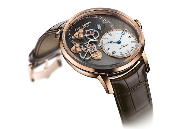 Arnold & Son Instrument Collection DSTB Mechanical Watch