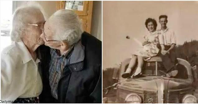 Чиновники разлучили семейную пару после 69 лет брака - но старики продолжают бороться за свою любовь И это была их первая в жизни разлука.