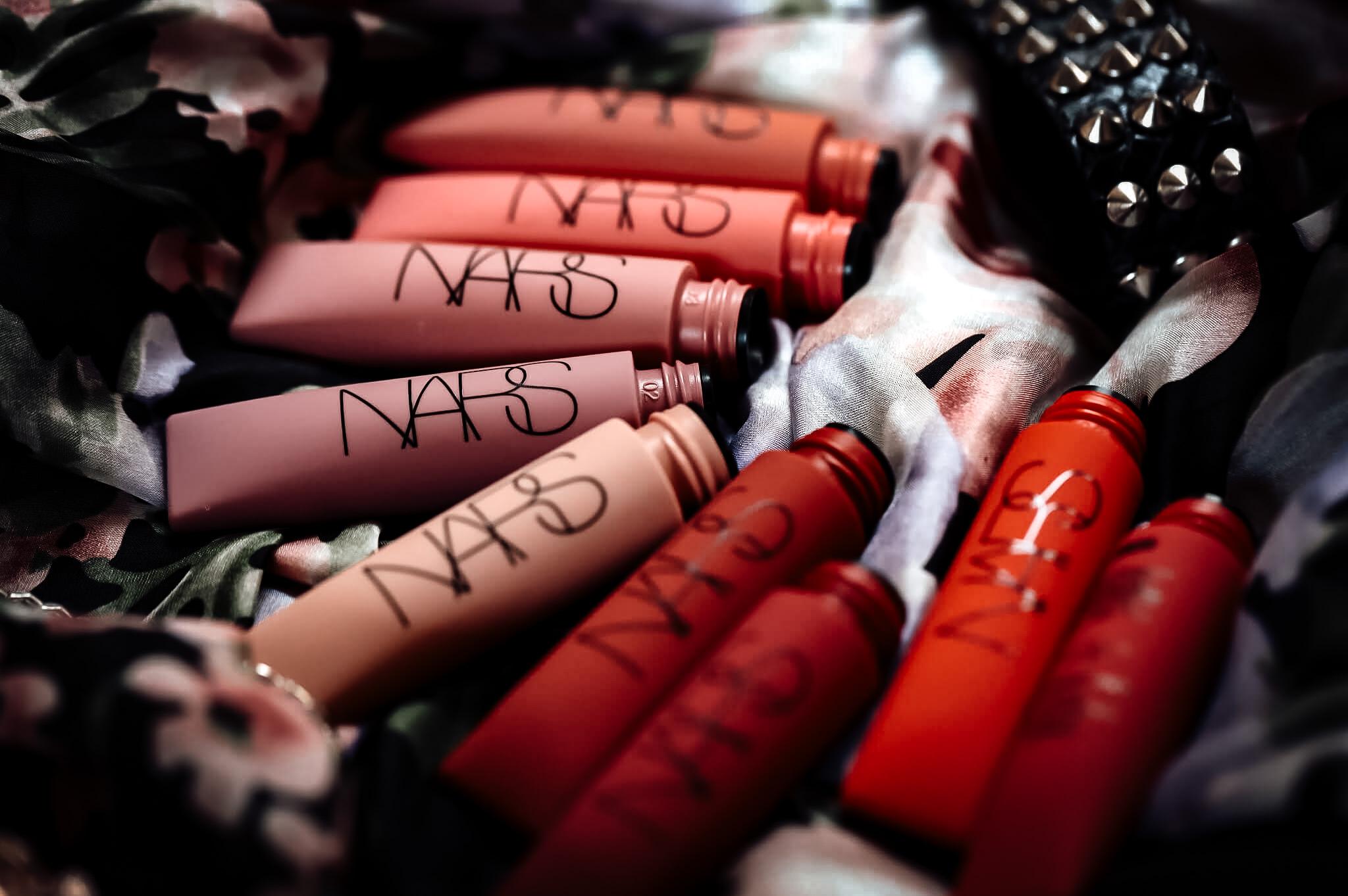 Nars Air Matte Rouge A Lèvres Mat