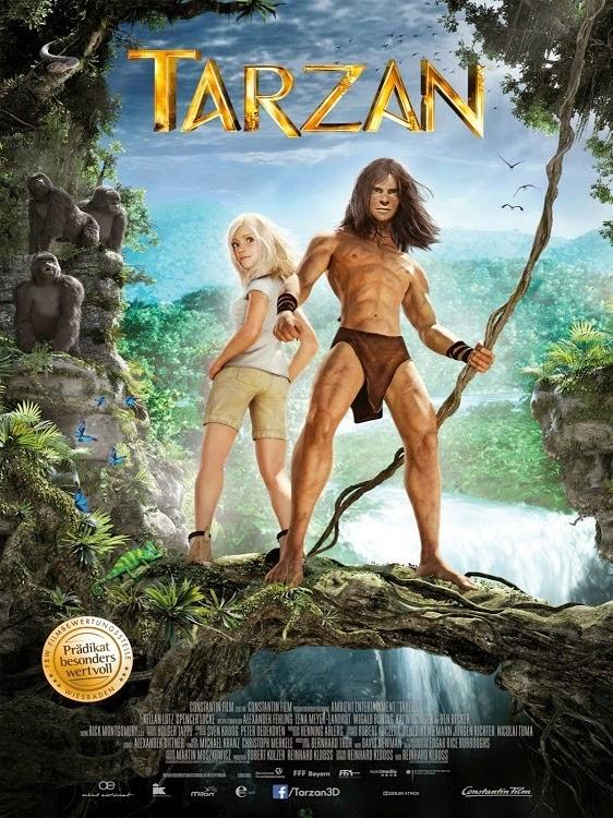 Tarzan 2013 DVDRip ΜΕΤΑΓΛΩΤΙΣΜΕΝΟ  ταινιες online seires oipeirates greek subs