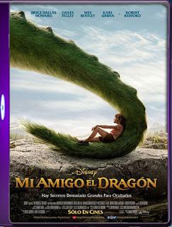 Mi Amigo el Dragón (2016) BDRip (60 FPS) [1080p] Latino [Google Drive] Panchirulo