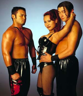 Top Ten WCW PPV Matches from 1996 - 2001: The Jung Dragons & Lea Meow