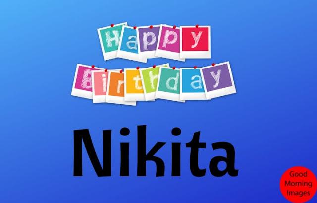 Happy Birthday Nikita