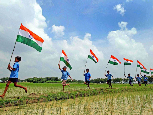 High Quality 15 augut independence day images.
