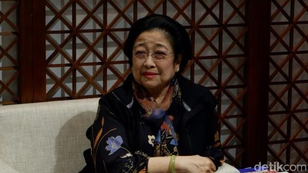Megawati Berduka