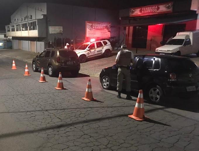 Brigada Militar realiza operação de combate ao roubo de veículos e pedestres em Cachoeirinha
