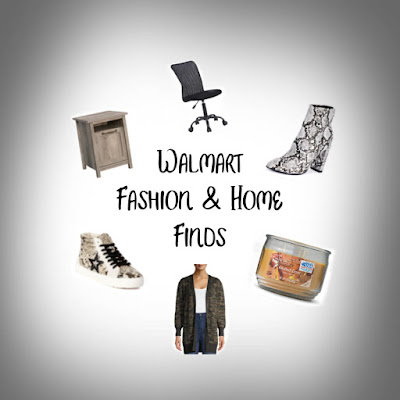 Walmart Fashion & Home Finds