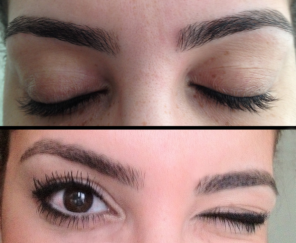 PETITE-SAL: A little eyebrow tutorial