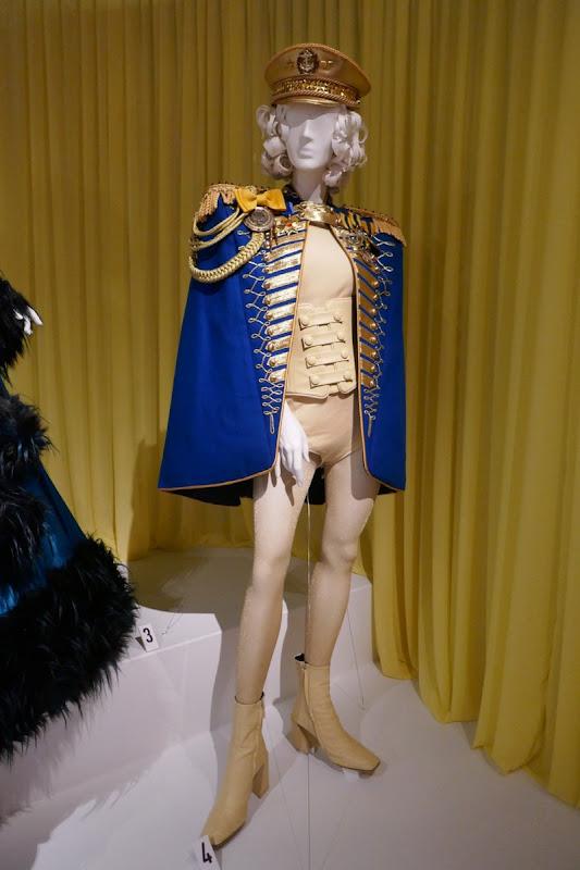 Unfortunate Event Esmé Squalor naval costume