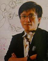 peneliti teori kompleksitas di Surya University dan Pendiri Bandung Fe Institute Hokky Situngkir - Penemu Metode Motif Batik Fraktal