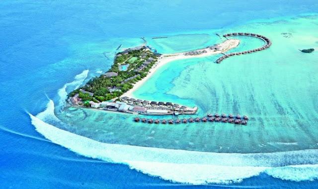 Chaaya Island Dhonveli, Maladewa