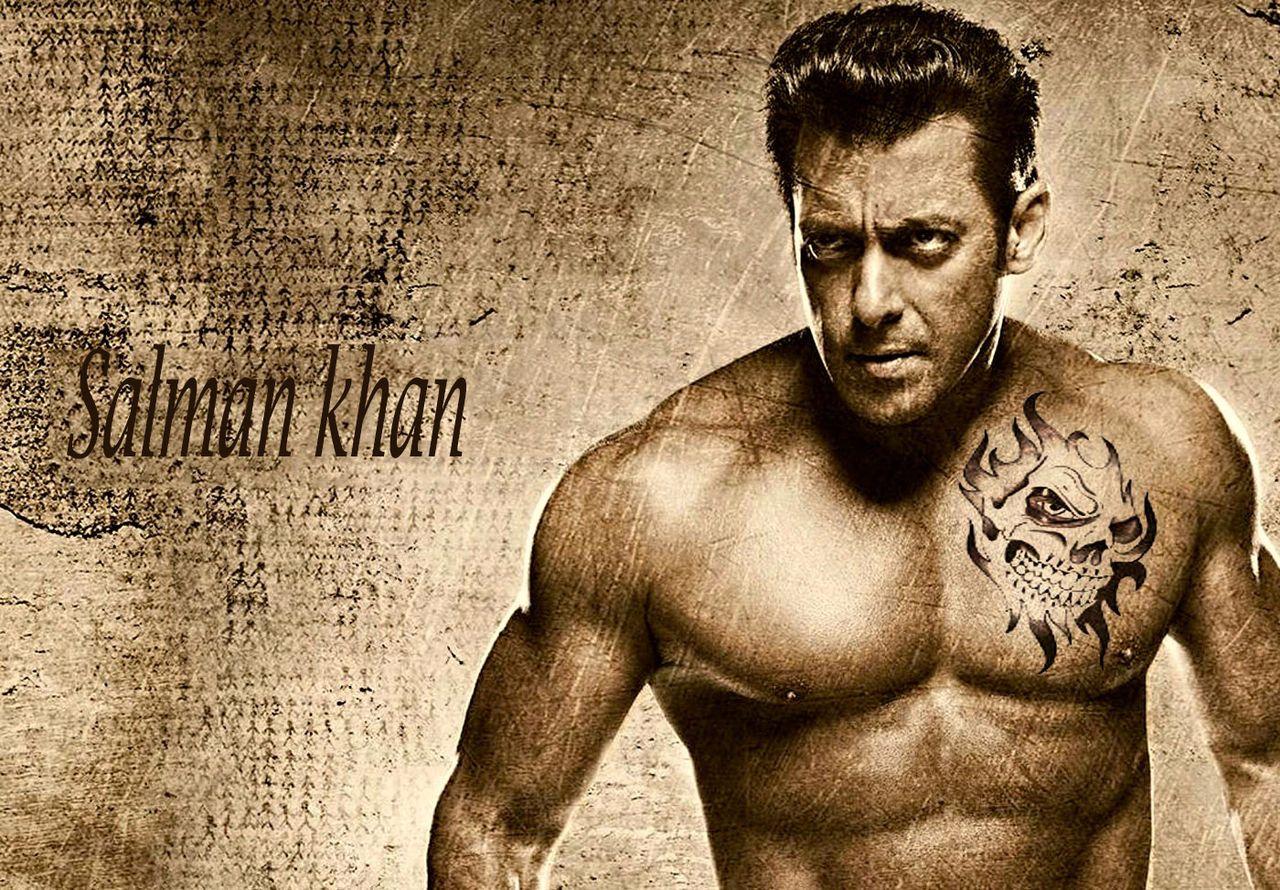 Salman Khan Look