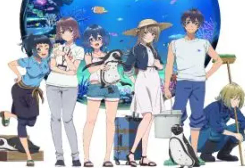 Shiroi Suna No Aquatope Episódio 16