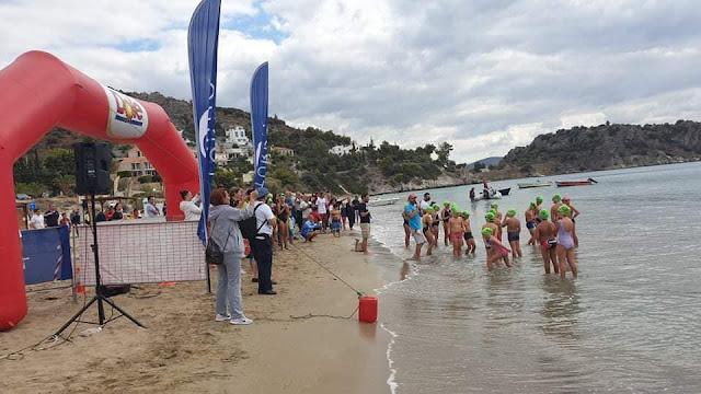"""Με κολυμβητικού αγώνες στο Τολό ξεκίνησε το """"Nafplio action 2021"""""""