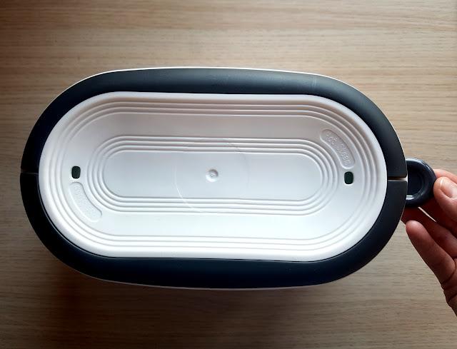 Multi Lunch Box MLB820 X-LINE N'OVEEN -elektryczny lunch box - elektryczny podgrzewacz żywności - lunch box do pracy - lunch box do biura - lunch box do szkoły - lunch box w podróży - zimowy rozgrzewający lunch box