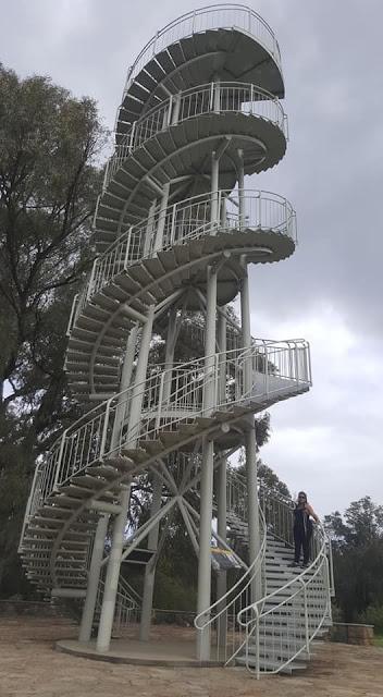 DNA Tower by John Beard | Kings Park