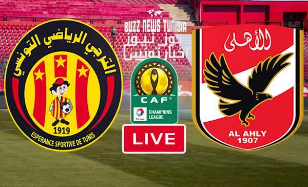 Watch Match Al Ahly vs Taraji Streaming