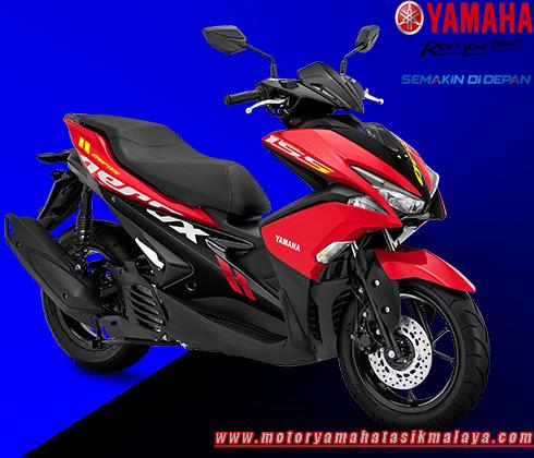 Tempat Kredit Motor Yamaha Aerox Tasikmalaya