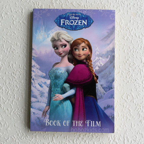 Frozen The book of the film available in Port Harcourt, Nigeria