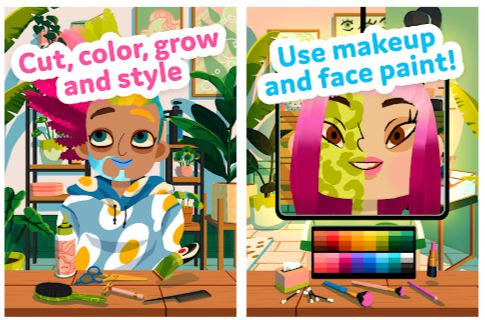 Toca Hair Salon 4 Mod Apk