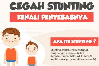 definisi Stunting penyebab dan cara mencegah Stunting