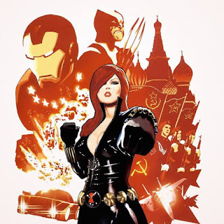 Thumbnail of the article having black widow, ironman, wolverine and others