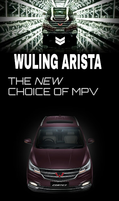 Wuling Arista